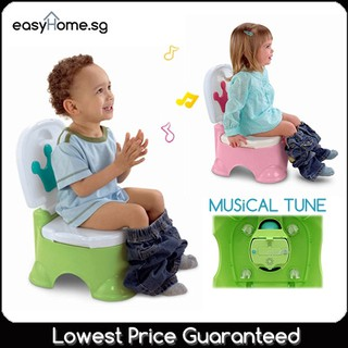 Crown Potty /With Music Option / Tunes to Reward Kids