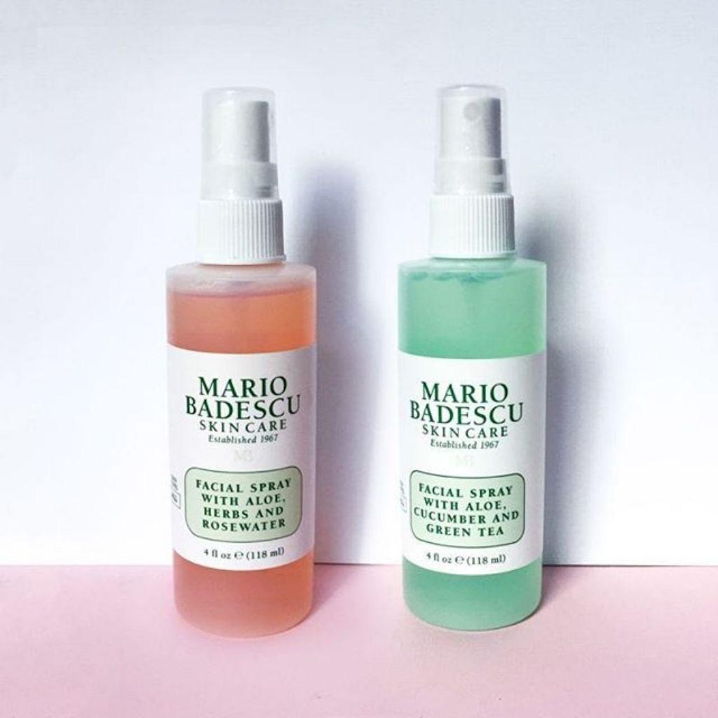 Instock Mario Badescu Facial Sprays