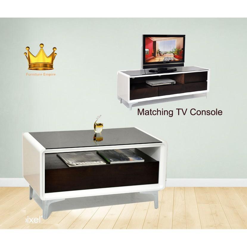 Larisa Coffee Table Sofa Set Side, Sofa Table As Tv Stand