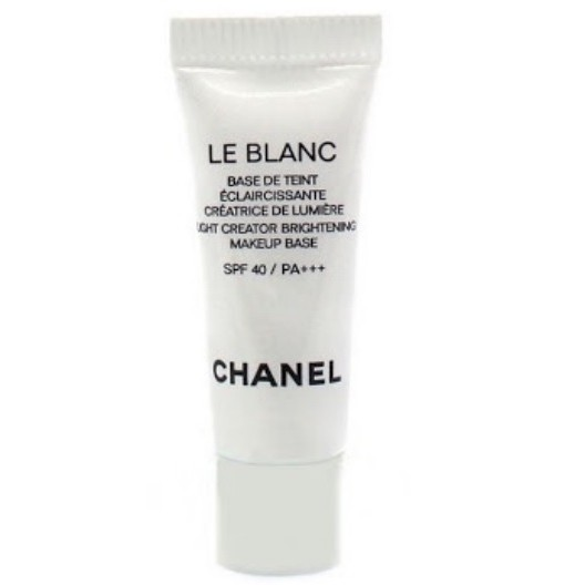 df1b39fd939 Chanel LE Blanc light creator brightening makeup base 10 Rosee 2.5ML ...