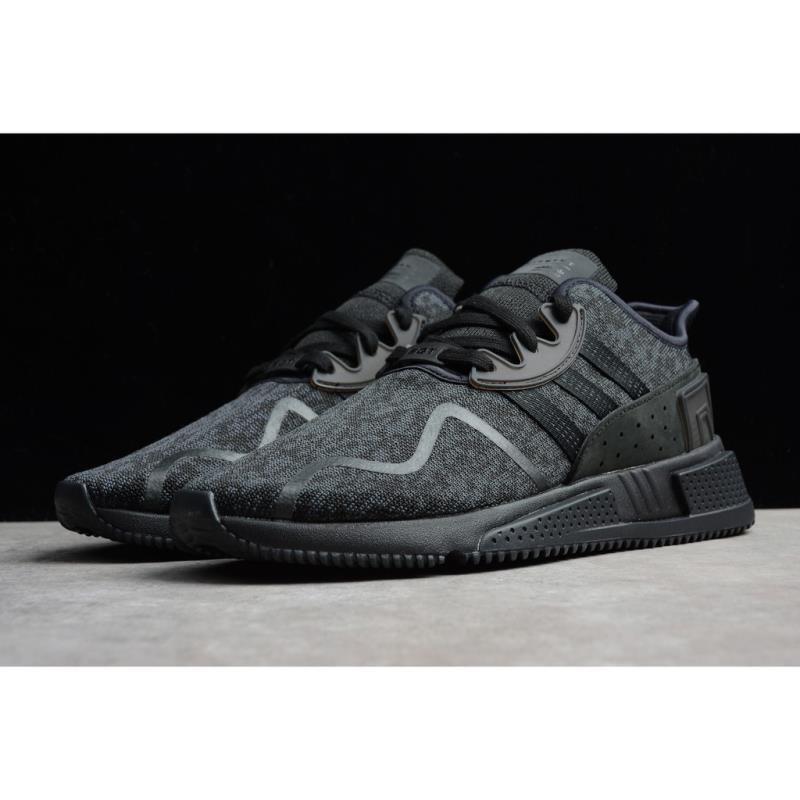 1d7538ed479 Originals EQT Cushion ADV black out men sport running shoe size 40-44 |  Shopee Singapore