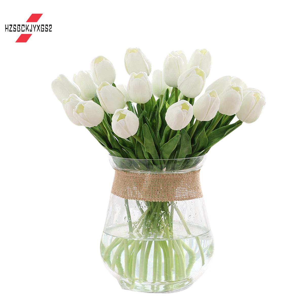 15 Pcs Artificial Flowers Tulips Real Touch Fake Flowers Arrangement Bouquet For Home Office Wedding Party Decoration Shopee Singapore