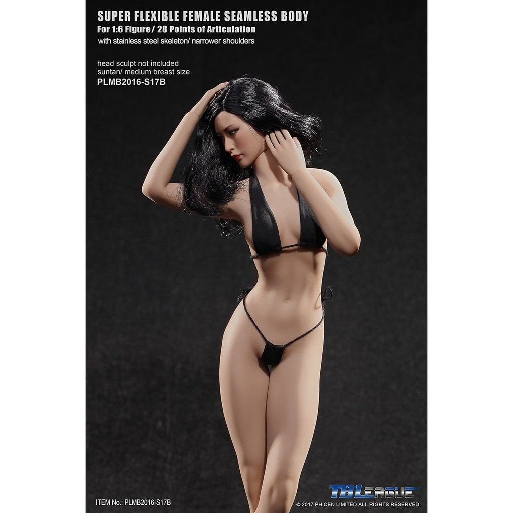 "TIANYIMEI 1//6 Scale One-piece Bikini Model Fit for 12/"" Action Figure Body"