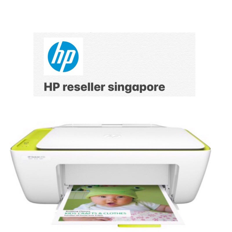 HP DeskJet 2130 All-in-One Printer (No wireless ...