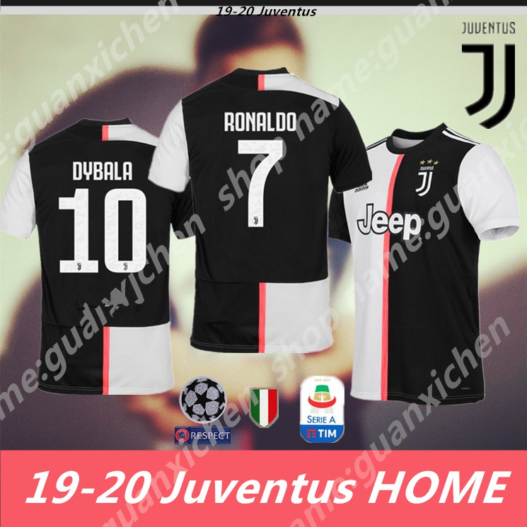 8da2eac45a7 Juventus 19-20 Home Football Jersey Leaked
