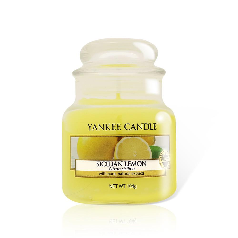 Yankee Candle® Housewarmer® Sicilian Lemon 104 g.