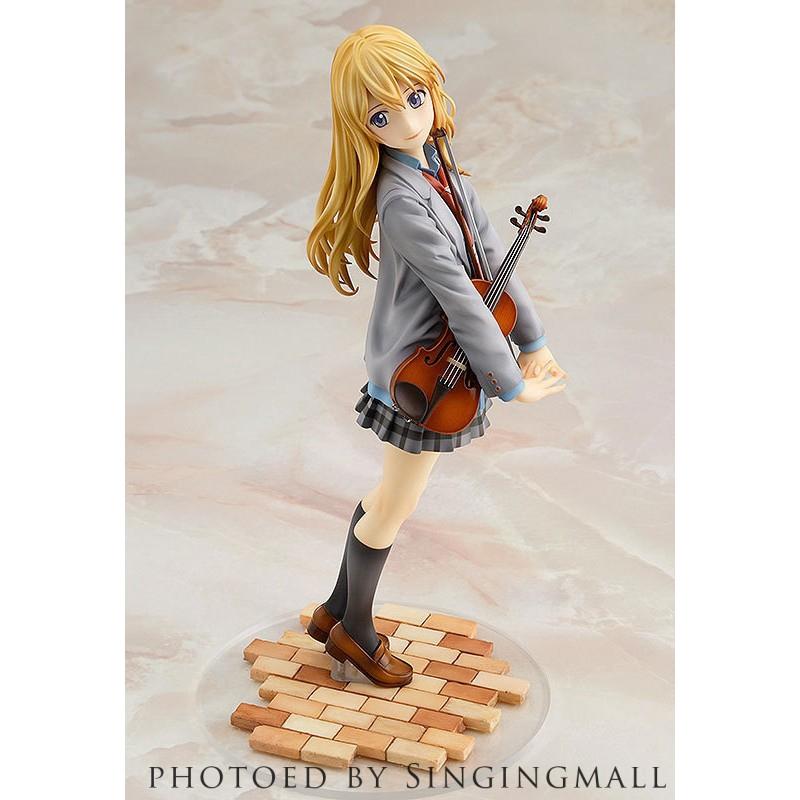 Shigatsu wa Kimi no Uso//Your Lie in April Kaori Cosplay Doll Toy 2pcs keychain