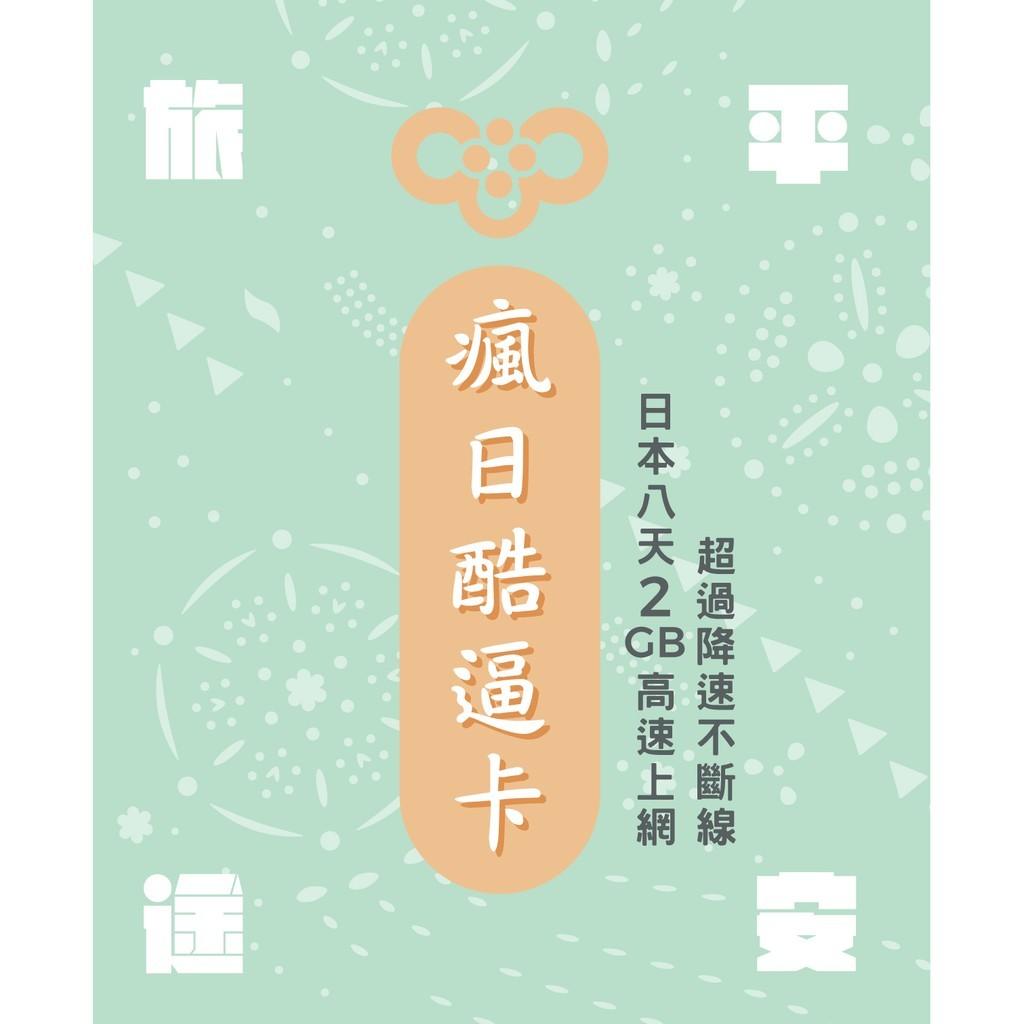 Japan Unlimited Data 8 10 15 30 Days Sim Cards Ntt Docomo High Speed Card Hongkong 4g Fup 5gb Lte Shopee Singapore