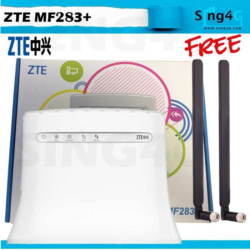 Zte mf283 firmware download | New update firmware zte 26/12/2018