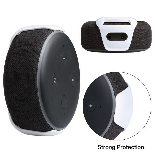 Wall Mount for Amazon Echo Dot 3 European American Regulation