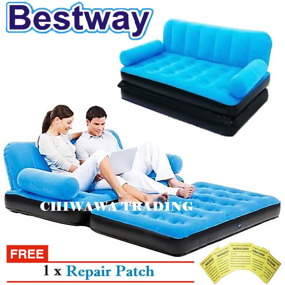 Bestway 2in1 Inflatable Air Mattress