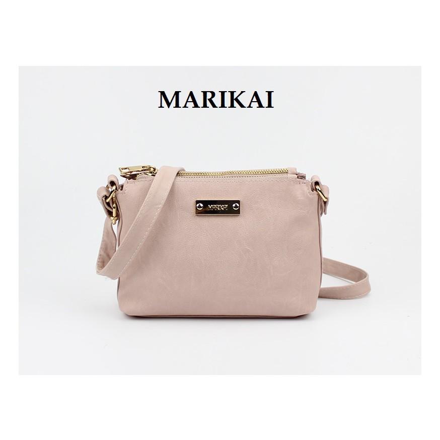 18428ae0e9 MARIKAI SWEET PINK LADIES SLING BAG
