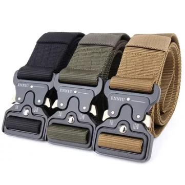 New tactical belt Black Hawk training nylon belt | Shopee
