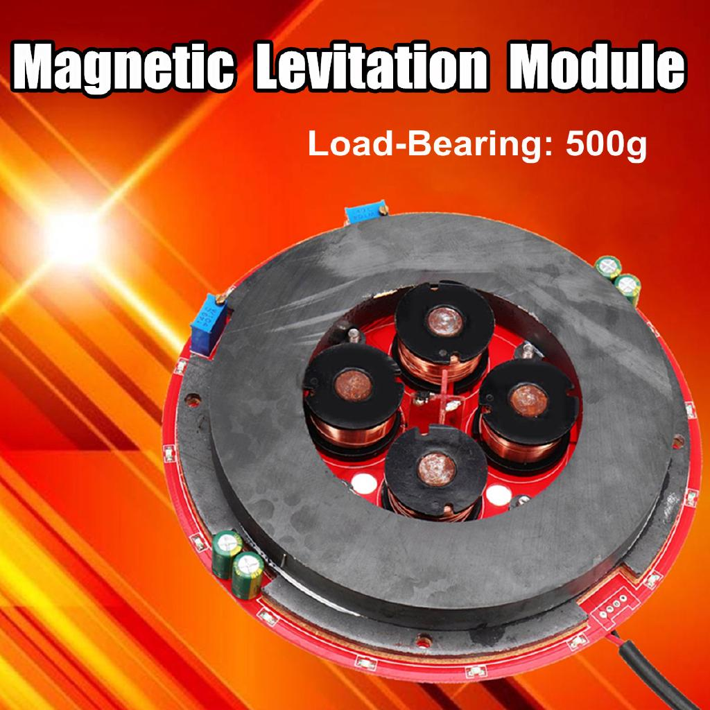 DIY 500g Levitation Module Floating Platform Accessories +