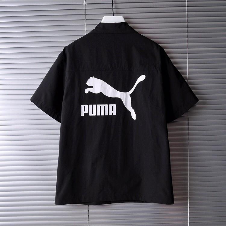334135db puma short sleeve shirt