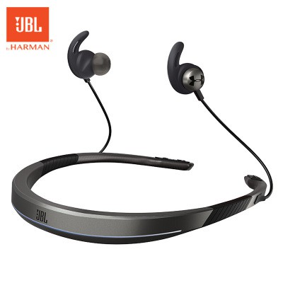 Original Jbl Ua Flex An Dema Wireless Bluetooth Headset Sports Neck Mounted Sweat Proof In Ear Shopee Singapore