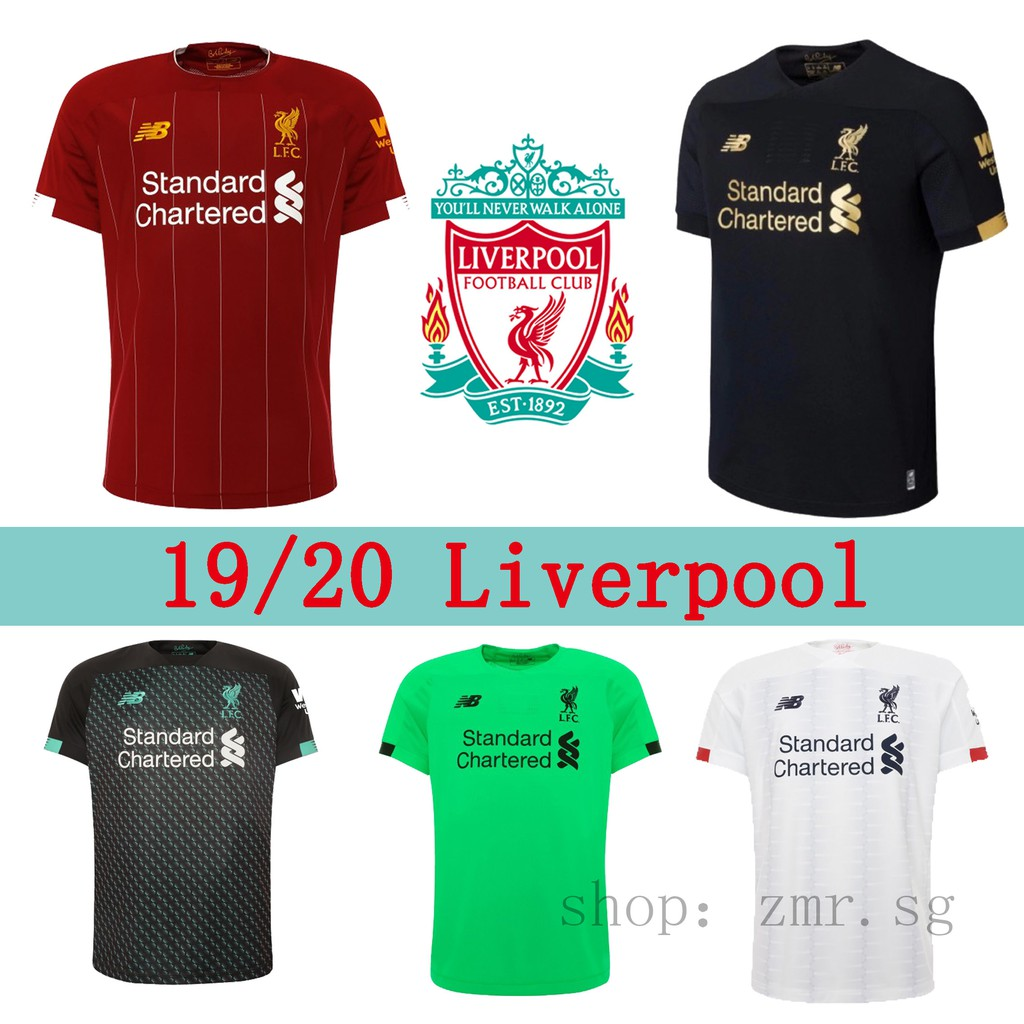 best loved a73e7 63c32 19/20 Liverpool FC jersey