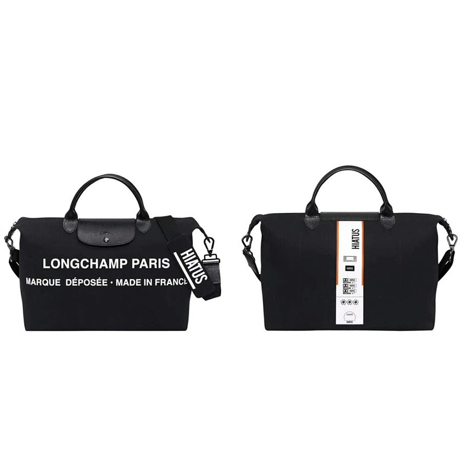 b721d2e9bc7d SALE Longchamp Le Pliage Neo Long Handle Large Black 1899 578 001 ...