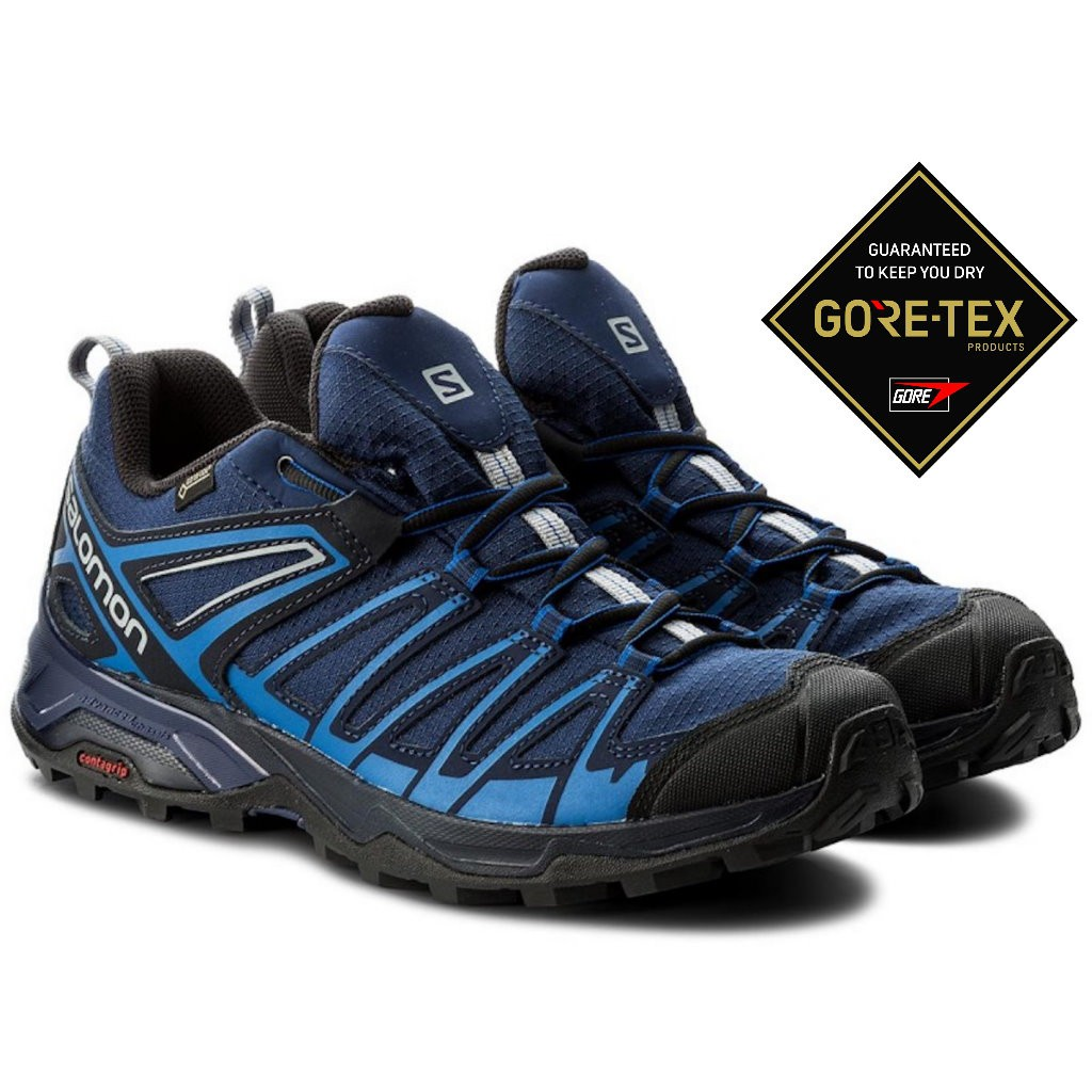 Opresor Sabueso Para exponer  Codex Salomon X Ultra 3 Prime Gtx Waterproof Hiking Running Shoes | Shopee  Singapore