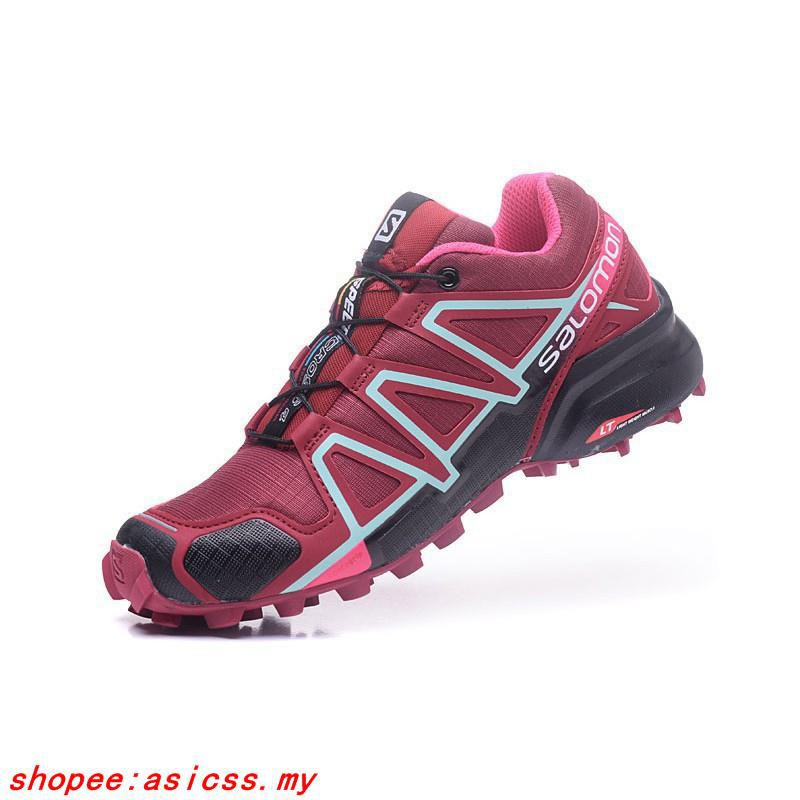 DS*Original SALOMON Speedcross 4 women Outdoor lightweight breathable Climbing s