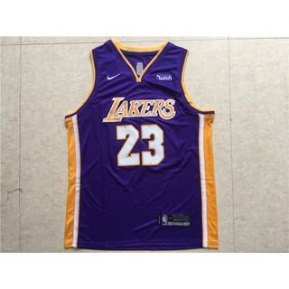 sports shoes 649bb 1d89b 2018-2019 Original Nike NBA Los Angeles Lakers LeBron James ...