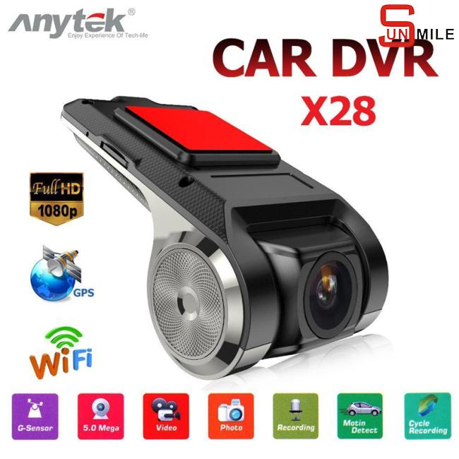 Android System USB DVR Driving Recorder 1080P HD Hidden