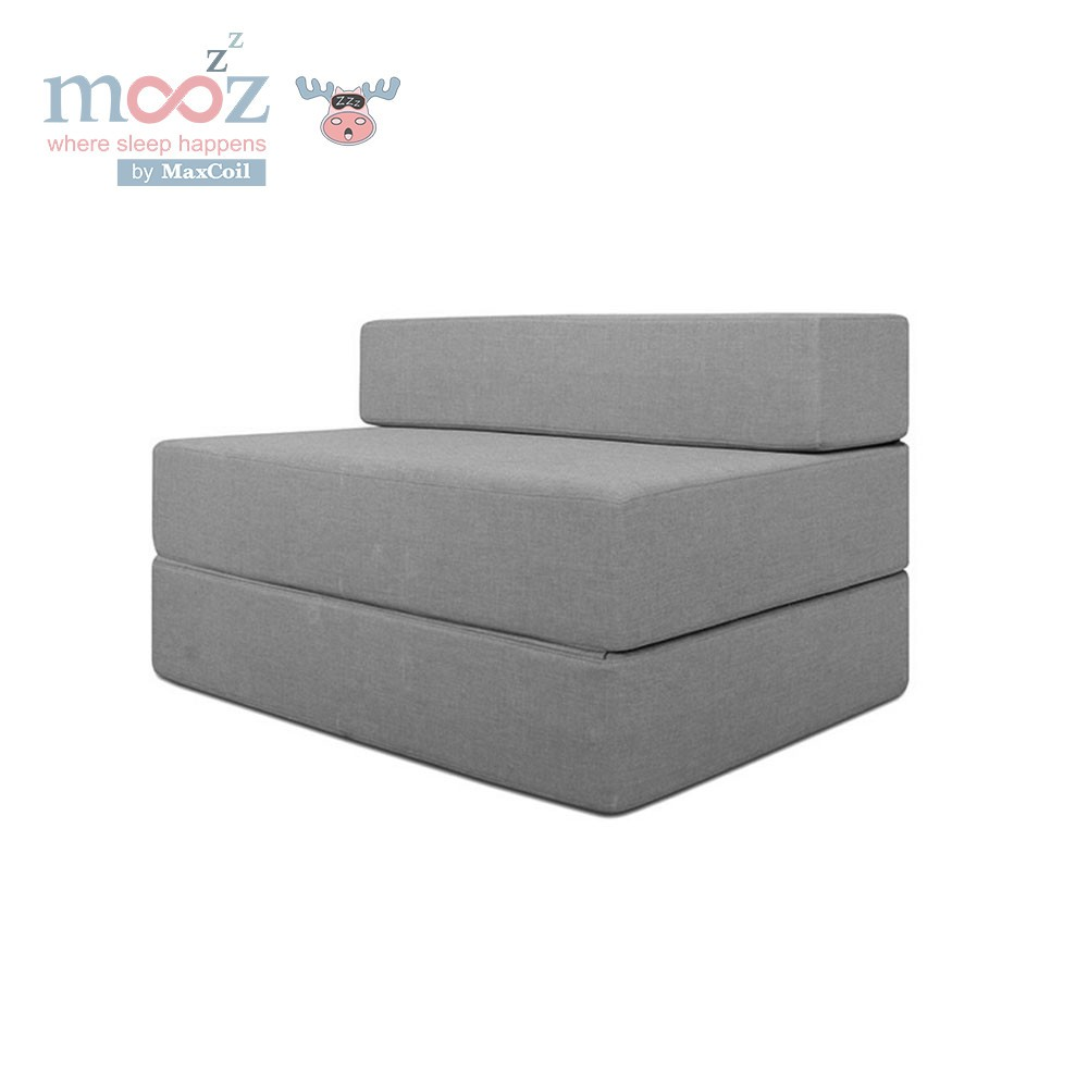 - MooZzz Kaira No Arm Sofa Bed Available In Single Super Single