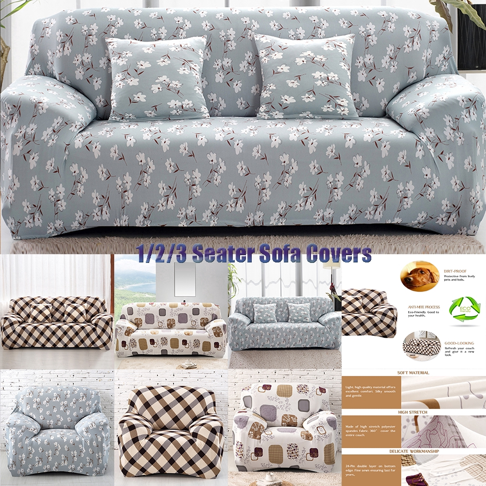 3 Seater Sofa Covers Couch Slipcover