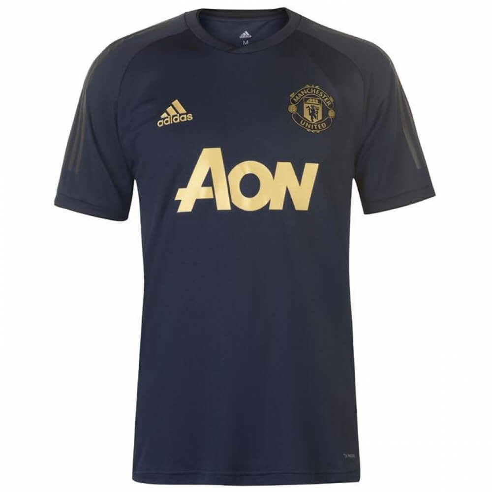 ffc0eba62 Official Manchester United 2018 UEFA Champions League Training Football  Jersey