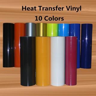 image regarding Printable Iron on Vinyl identified as PU Warmth Move Vinyl Iron-upon Cloth HTV Drive Cutter