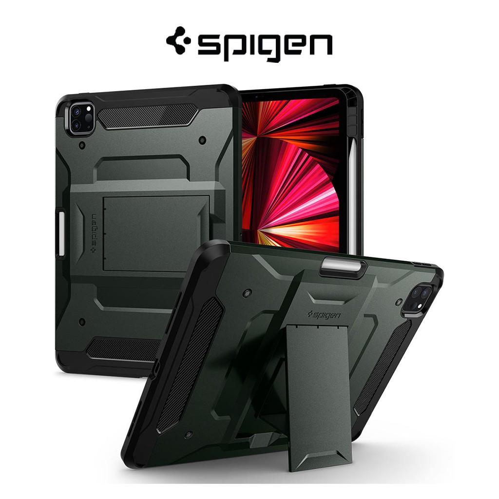 """Spigen iPad Pro 11"""" (2021 / 2020 / 2018) Case Tough Armor ..."""