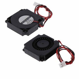 3D Printer Fan Hydraulic Bearing Blow Radial Cool Turbo Fan