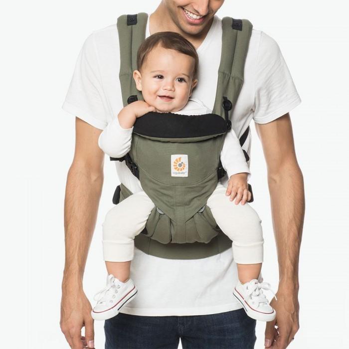 ed76318ae59 Ergobaby OMNI 360 All-in-One Ergonomic Baby Carrier