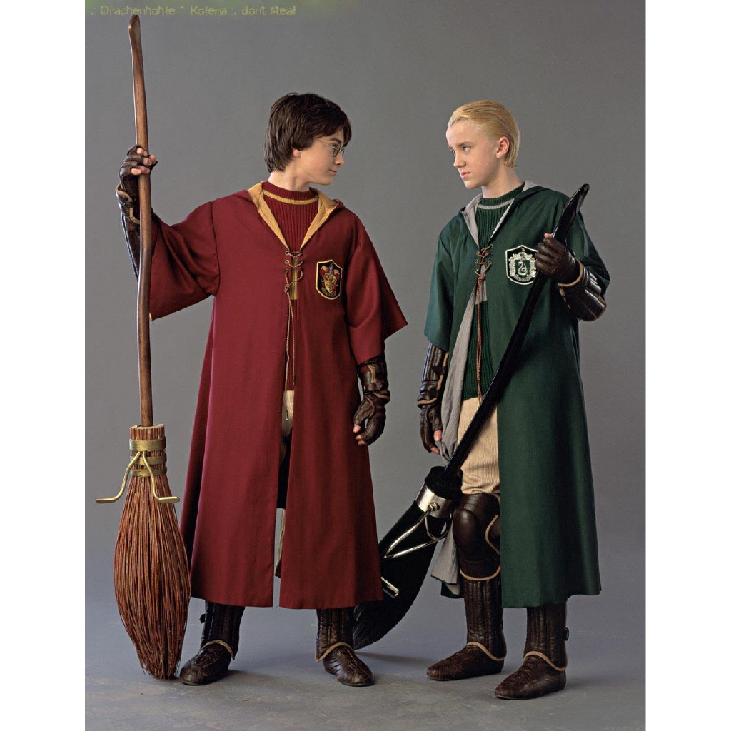 Wizard Robe #Fancy Dress Costume Harry Potter Style Halloween All Sizes