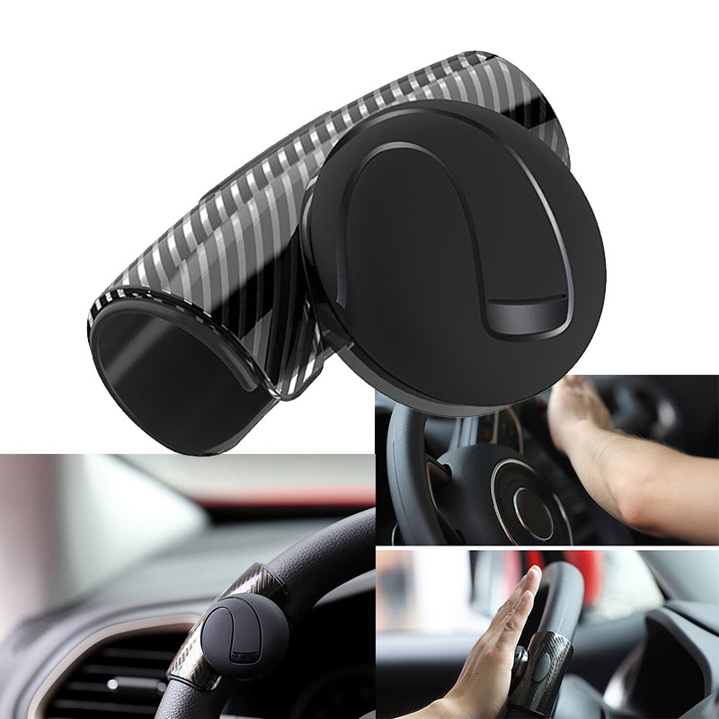 1* Auxiliary Booster Car Steering Wheel Spinner Knob Aid Control Handle Grip Use Latest Technology Automobiles & Motorcycles