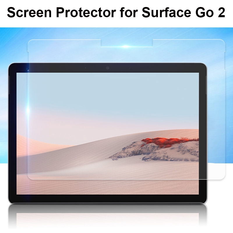For Microsoft Surface Go 2 tempered glass screen protector Go2 10.5 inch film