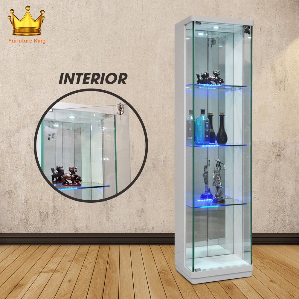Harthorn Display Cabinet / Decoration Cabinet / Glass Cabinet ...