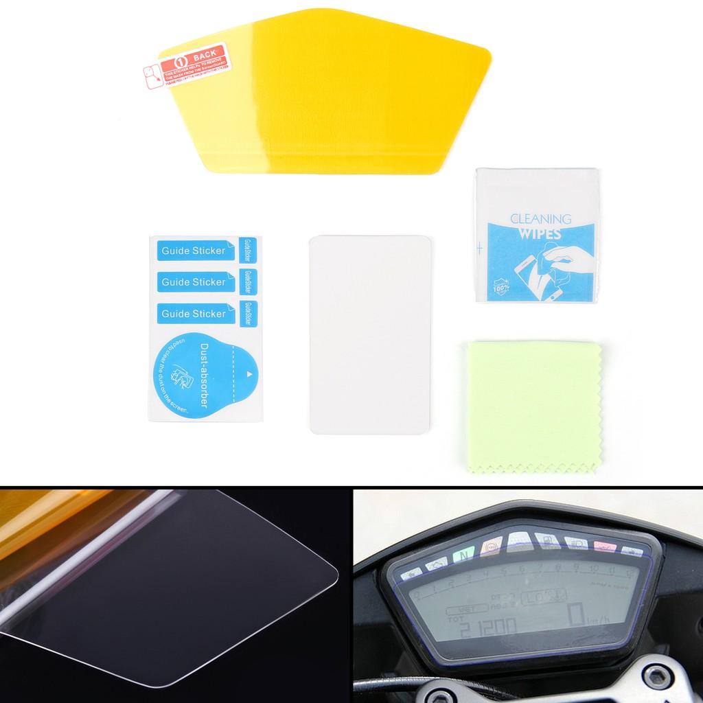 Dashboard Film Sticker Screen Protector for Ducati hypermotard hyperstrada
