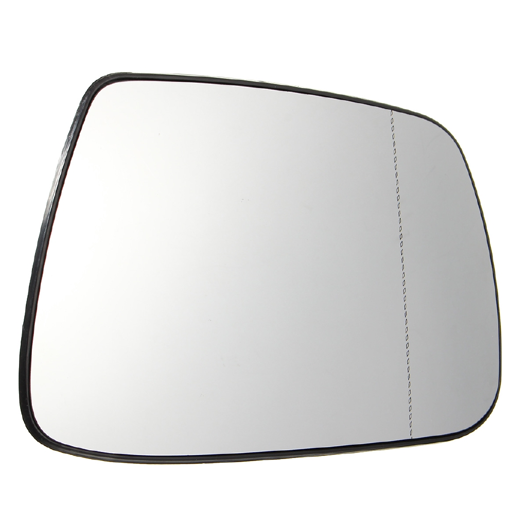 For Jeep Grand Cherokee 05-10 Passenger Side Mirror Glass w Backing Plate Heated