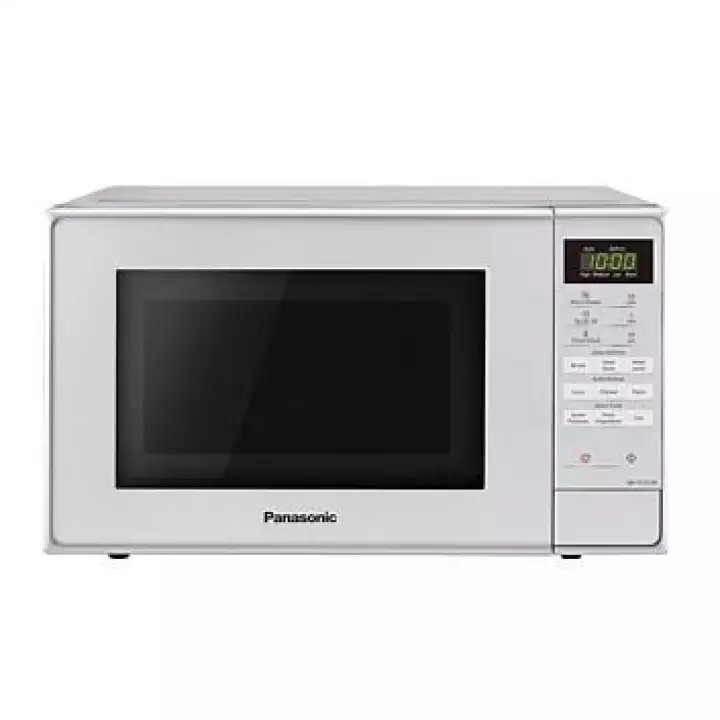 Panasonic Nn St25jwypq Compact 800w Microwave Oven 20l