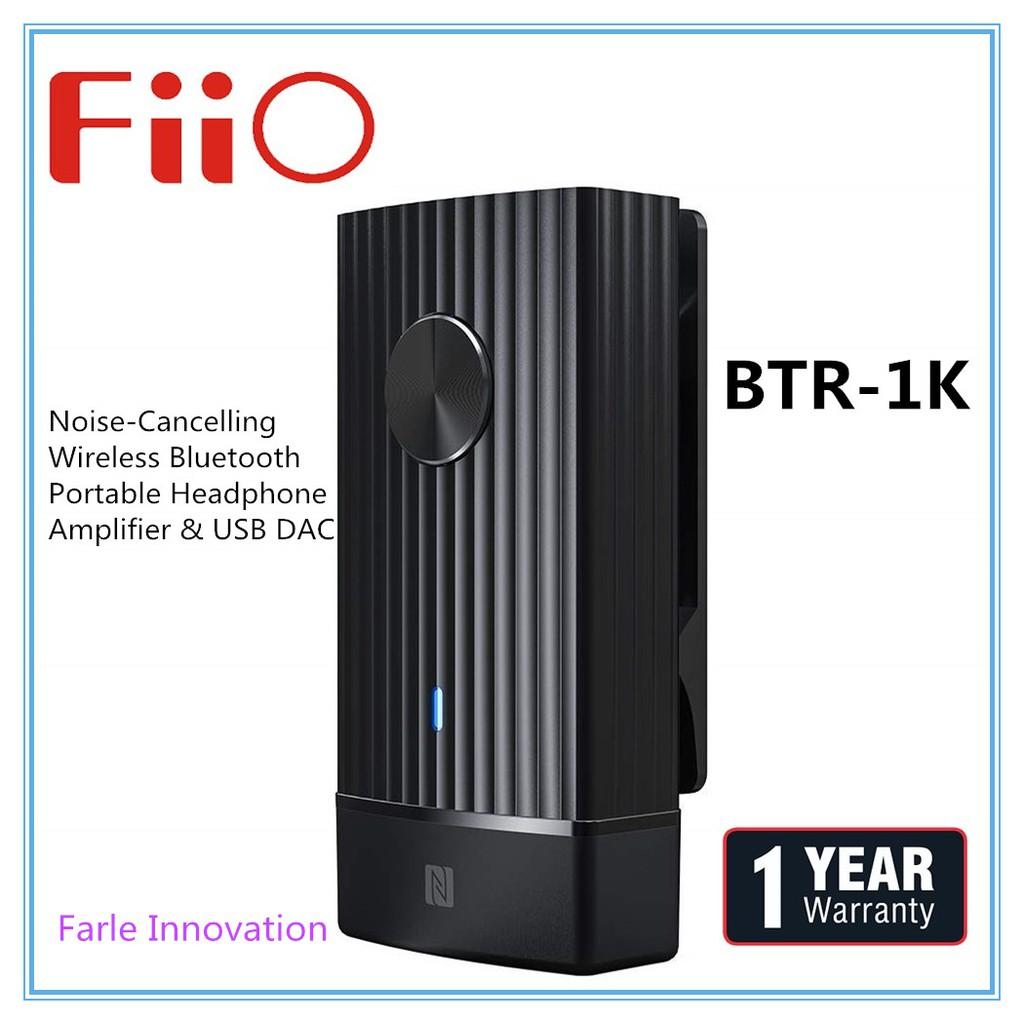 2edf005655d FiiO BTR1K HiFi Bluetooth 5.0 Noise-Cancelling Headphone Amp | Shopee  Singapore