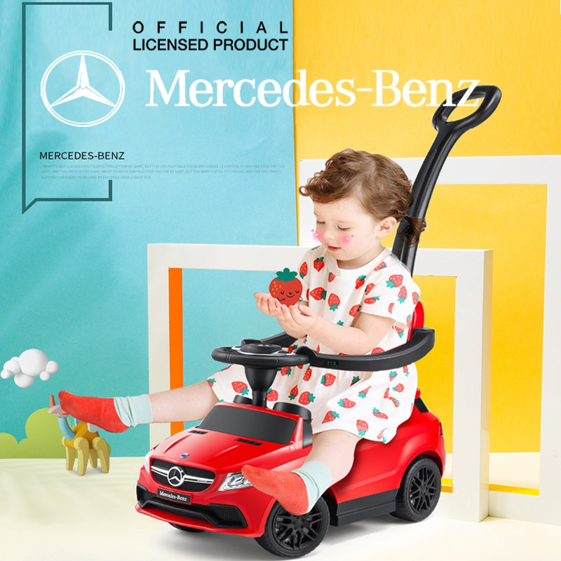Infantods Children Ride On Push Car Toy Cars Kids Mercedes Benz Agm Gle 63 Shopee Singapore
