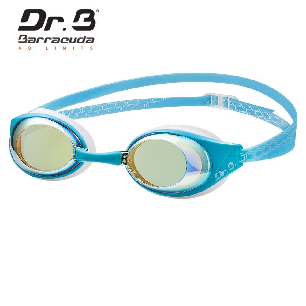 04e52949f6f Barracuda Dr.B Optical Swim Goggle AQUAREVOL for Adults Men Women  94690