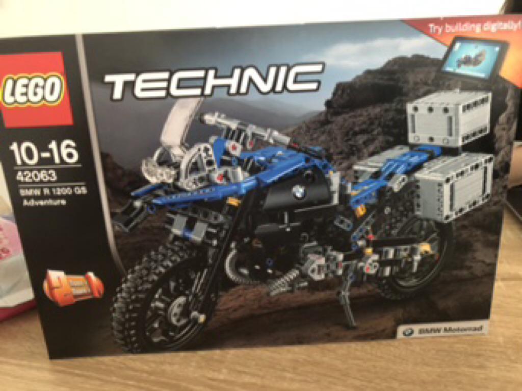 R 1200 XrebirthedLego 42063 Bmw AdventureShopee Gs Technic 1luFKJTc3