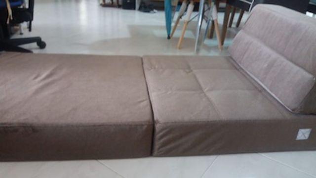 Myseat Sg Foldable Sofa Mattress Shopee Singapore