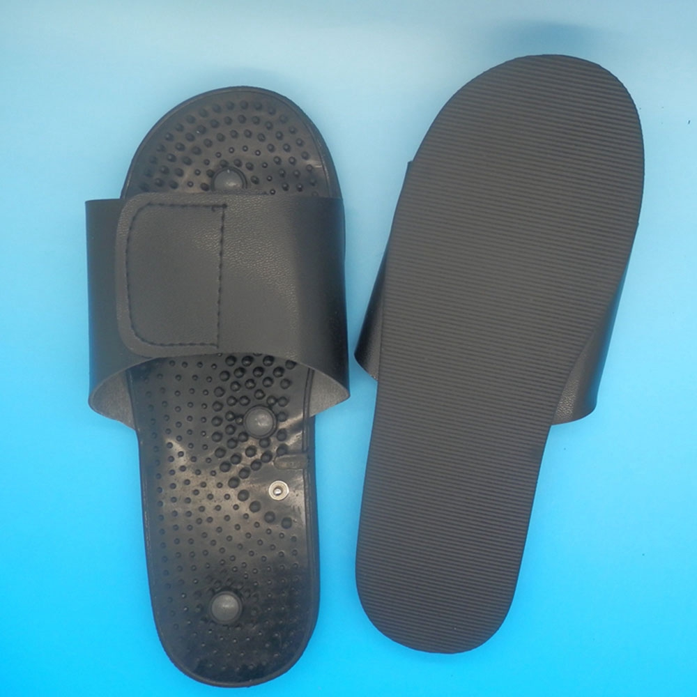 b2f52b0e61a4 ✿AUDATE✿1 Pair Women Men Comfortable Massage Shoes Foot Acupoint Slipper  Health Care