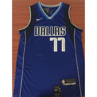 separation shoes 35aaa 29e71 Nike NBA 18/19 Dallas Mavericks luka Doncic NO.77 Basketball ...