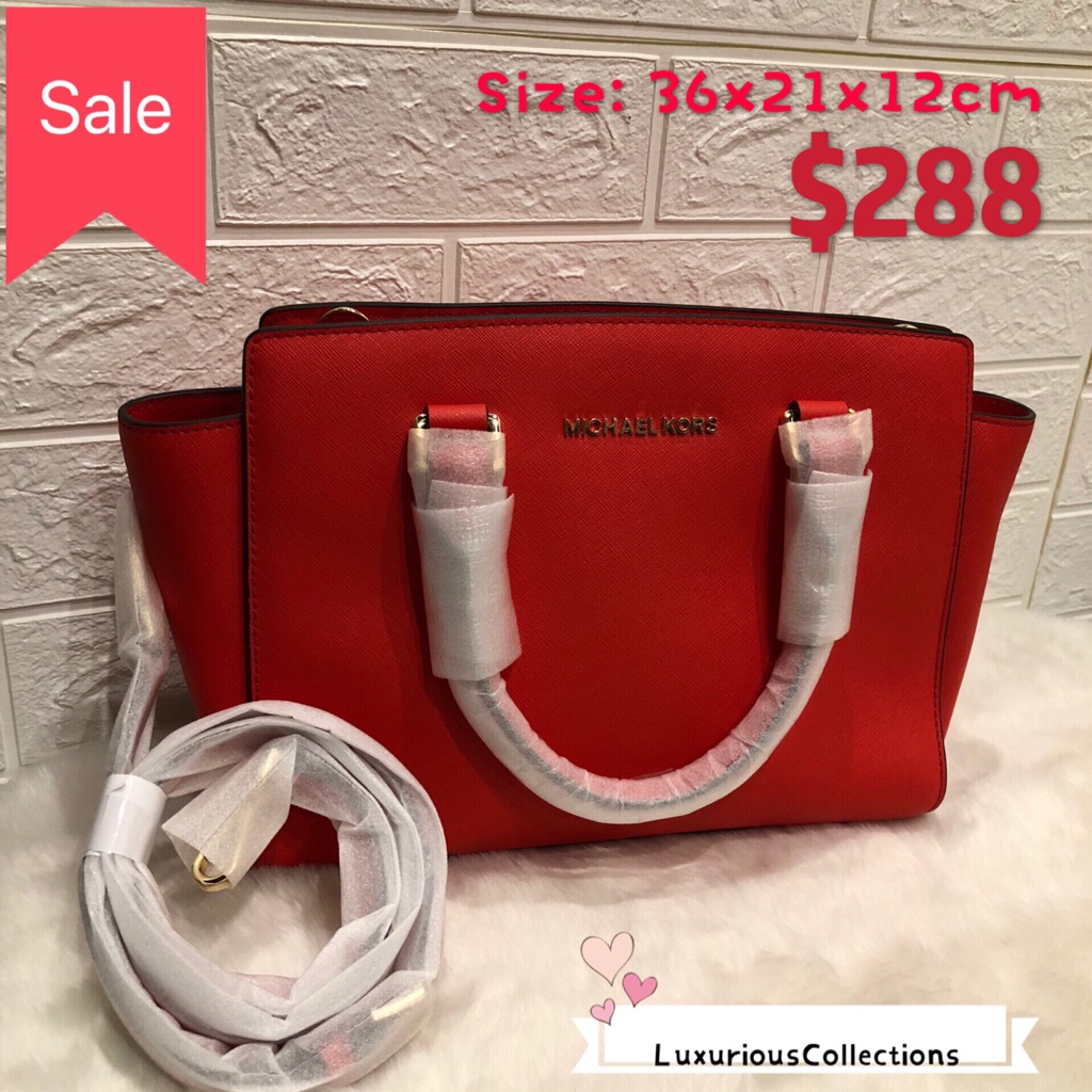 b03b34409fbd74 Givenchy Pandora Red Bag in leather size medium (Reebonz) | Shopee Singapore