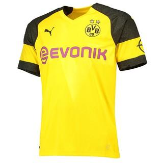 best service 4499e c9bcf Top Quality Dortmund BVB Home Soccer Jersey Football Jersey 18/19