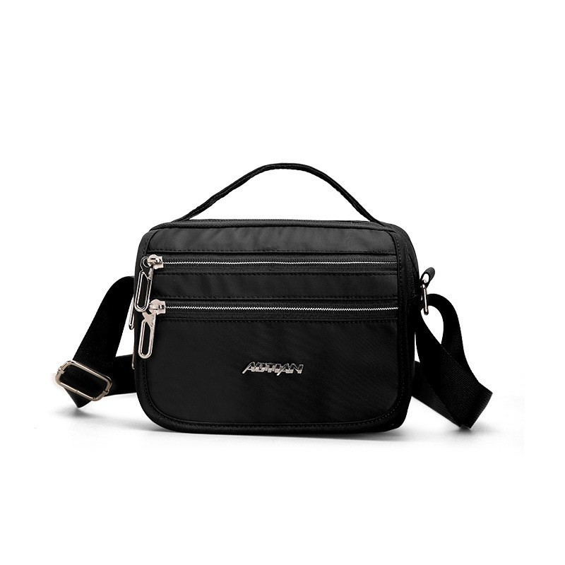 3779bd0c6a Men s Casual Messenger Bag Sports Men s Available Double Sided Tide Bags
